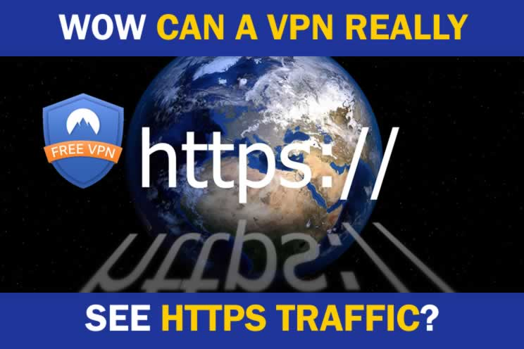 picture of world with vpn and https letters