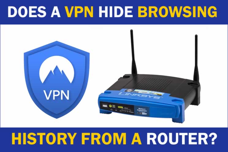 VPN and a router