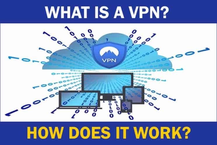VPN with computers and the cloud