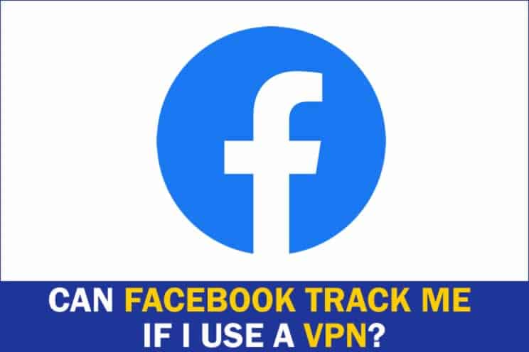 facebook logo with question about tracking